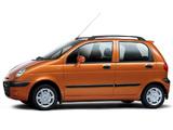 Chevrolet Spark (M150) 2003–11 wallpapers
