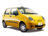 Chevrolet Spark Taxi (M150) 2003–11 wallpapers