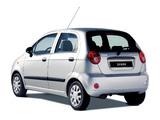 Chevrolet Spark (M200) 2005–07 images