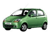 Chevrolet Spark (M200) 2005–07 wallpapers