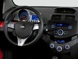 Chevrolet Spark (M300) 2010–13 images