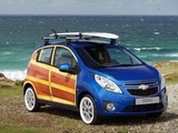 Chevrolet Spark Woody Concept (M300) 2010 pictures