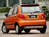 Chevrolet Spark Cross (M150) 2010–11 pictures