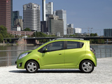 Chevrolet Spark (M300) 2010–13 pictures
