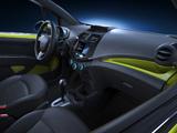 Chevrolet Spark US-spec (M300) 2012 images