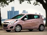 Chevrolet Spark US-spec (M300) 2012 photos
