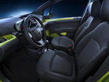 Chevrolet Spark US-spec (M300) 2012 pictures