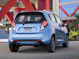 Chevrolet Spark US-spec (M300) 2012 wallpapers