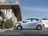 Chevrolet Spark EV EU-spec (M300) 2013 images