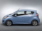 Chevrolet Spark EV (M300) 2013 photos