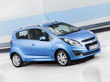 Chevrolet Spark (M300) 2013 photos