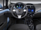 Chevrolet Spark EV (M300) 2013 pictures