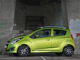 Chevrolet Spark ZA-spec (M300) 2013 pictures