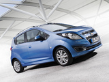 Chevrolet Spark (M300) 2013 wallpapers