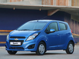 Images of Chevrolet Spark ZA-spec (M300) 2013