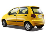 Photos of Chevrolet Spark Taxi (M150) 2003–11