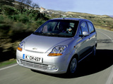 Photos of Chevrolet Spark (M200) 2005–07