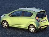 Photos of Chevrolet Spark (M300) 2010–13