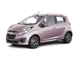 Photos of Chevrolet Spark US-spec (M300) 2012