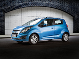 Photos of Chevrolet Spark (M300) 2013