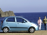 Pictures of Chevrolet Spark (M200) 2005–07