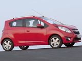 Pictures of Chevrolet Spark (M300) 2010