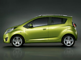 Pictures of Chevrolet Spark (M300) 2010–13