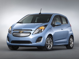 Pictures of Chevrolet Spark EV (M300) 2013