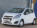 Pictures of Chevrolet Spark Pronto ZA-spec (M300) 2013