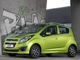 Chevrolet Spark ZA-spec (M300) 2013 wallpapers