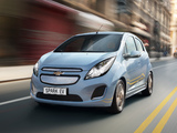 Chevrolet Spark EV EU-spec (M300) 2013 wallpapers