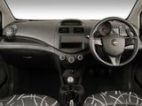 Chevrolet Spark Pronto ZA-spec (M300) 2013 wallpapers