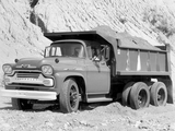 Photos of Chevrolet Spartan 100 Dump Truck 1958