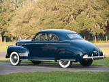Chevrolet Special DeLuxe 5-passenger Coupe (AH) 1941 images