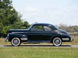 Photos of Chevrolet Special DeLuxe Business Coupe (AH) 1941
