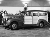 Pictures of Chevrolet Special Deluxe Woodie Wagon 1941
