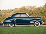 Chevrolet Special DeLuxe 5-passenger Coupe (AH) 1941 wallpapers