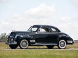 Chevrolet Special DeLuxe Business Coupe (AH) 1941 wallpapers
