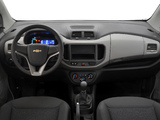 Chevrolet Spin 2012 images