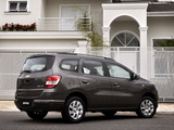 Chevrolet Spin 2012 wallpapers