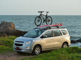 Chevrolet Spin TH-spec 2013 images