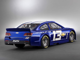 Chevrolet SS NASCAR Sprint Cup Series Race Car 2013 images