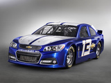 Chevrolet SS NASCAR Sprint Cup Series Race Car 2013 pictures