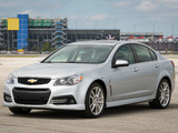 Pictures of Chevrolet SS 2013