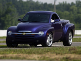 Chevrolet SSR Signature Series 2003 images