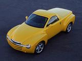 Chevrolet SSR 2003–06 images
