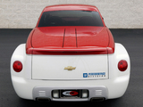 SO-CAL Chevrolet SSR Bonneville Push Truck 2004 photos