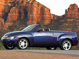 Photos of Chevrolet SSR Signature Series 2003