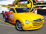 Chevrolet SSR NASCAR Pace Car 2005 wallpapers