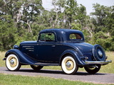 Chevrolet Standard Coupe (DC) 1934 images